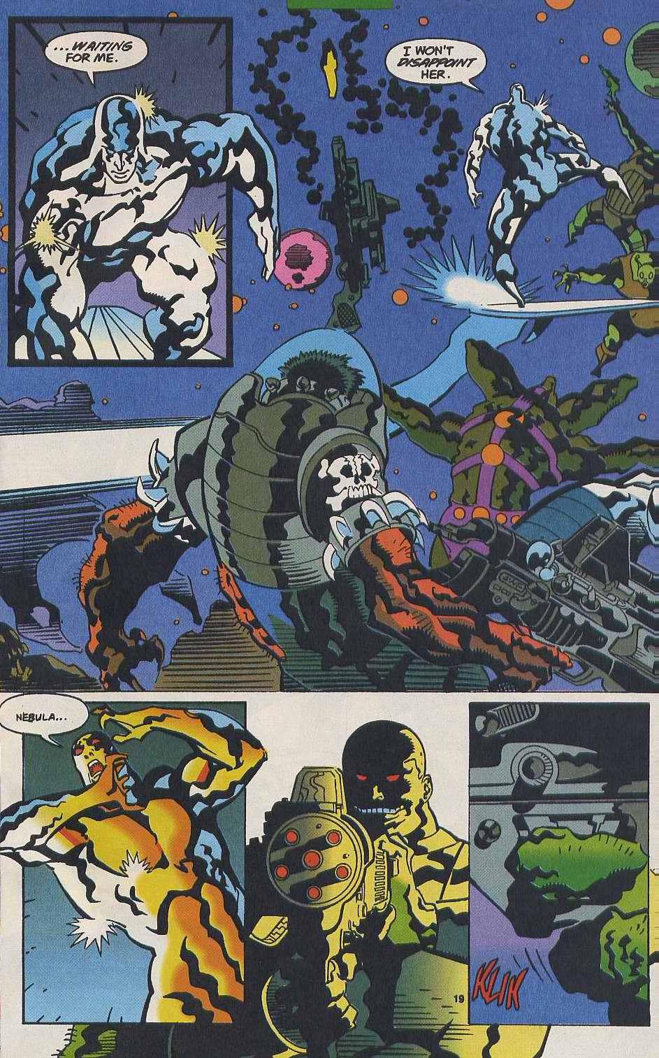 Read online Secret Defenders comic -  Issue #9 - 16