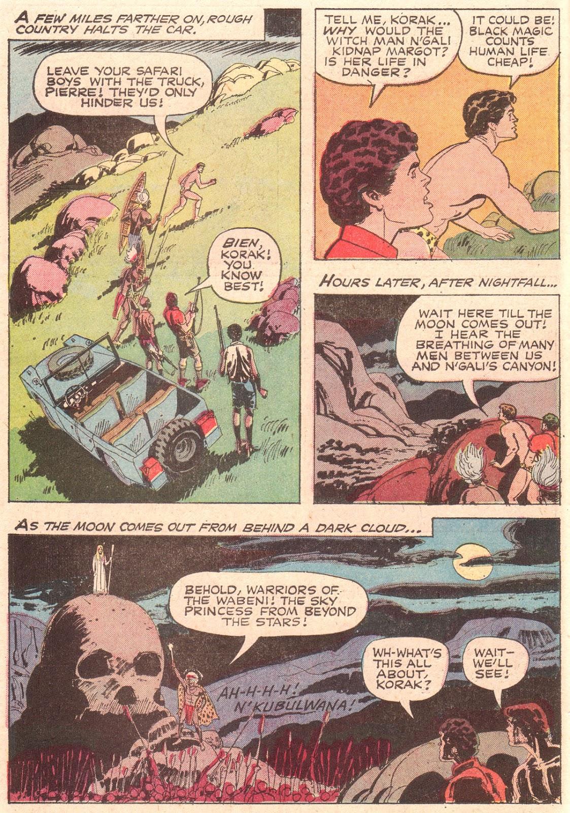 Korak, Son of Tarzan (1964) issue 38 - Page 5