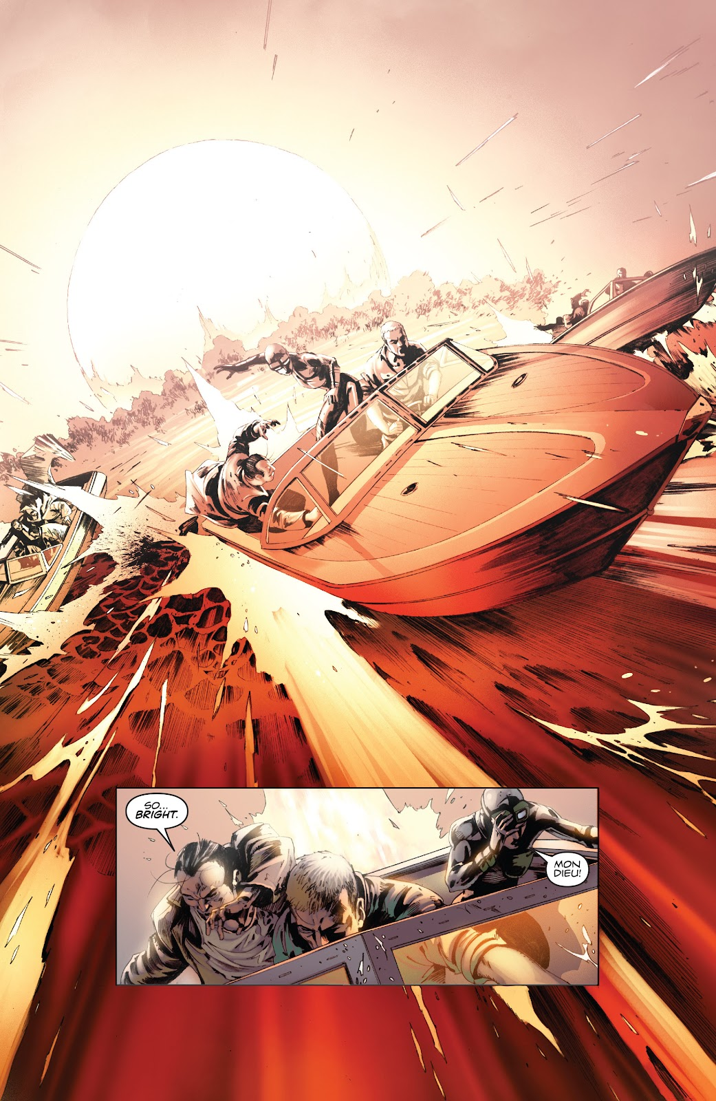 Read online Codename: Action comic -  Issue #5 - 22
