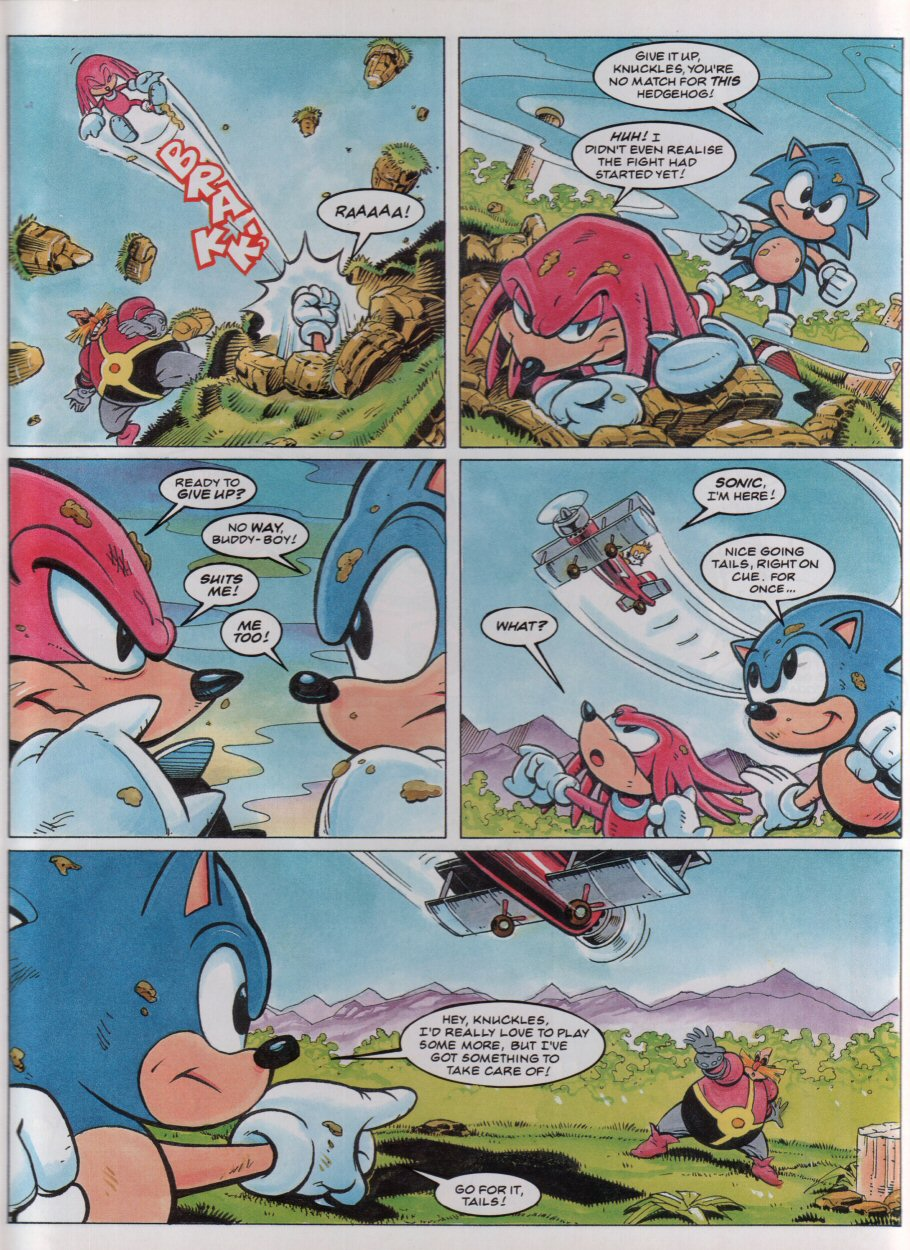 Read online Sonic the Comic comic -  Issue #34 - 7