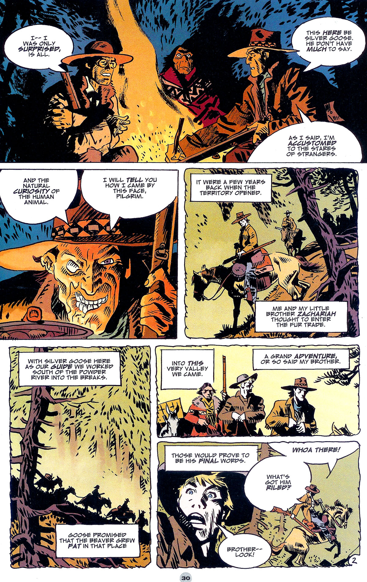 Read online Solo (2004) comic -  Issue #6 - 31