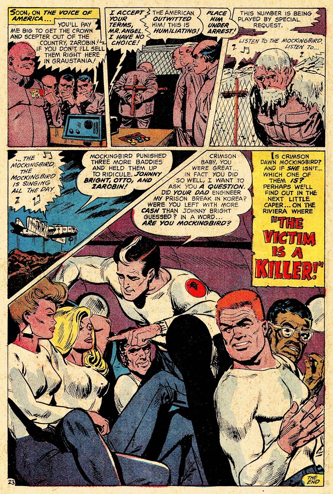 Secret Six (1968) issue 5 - Page 31