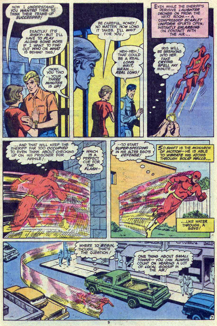 Read online Adventure Comics (1938) comic -  Issue #461 - 9