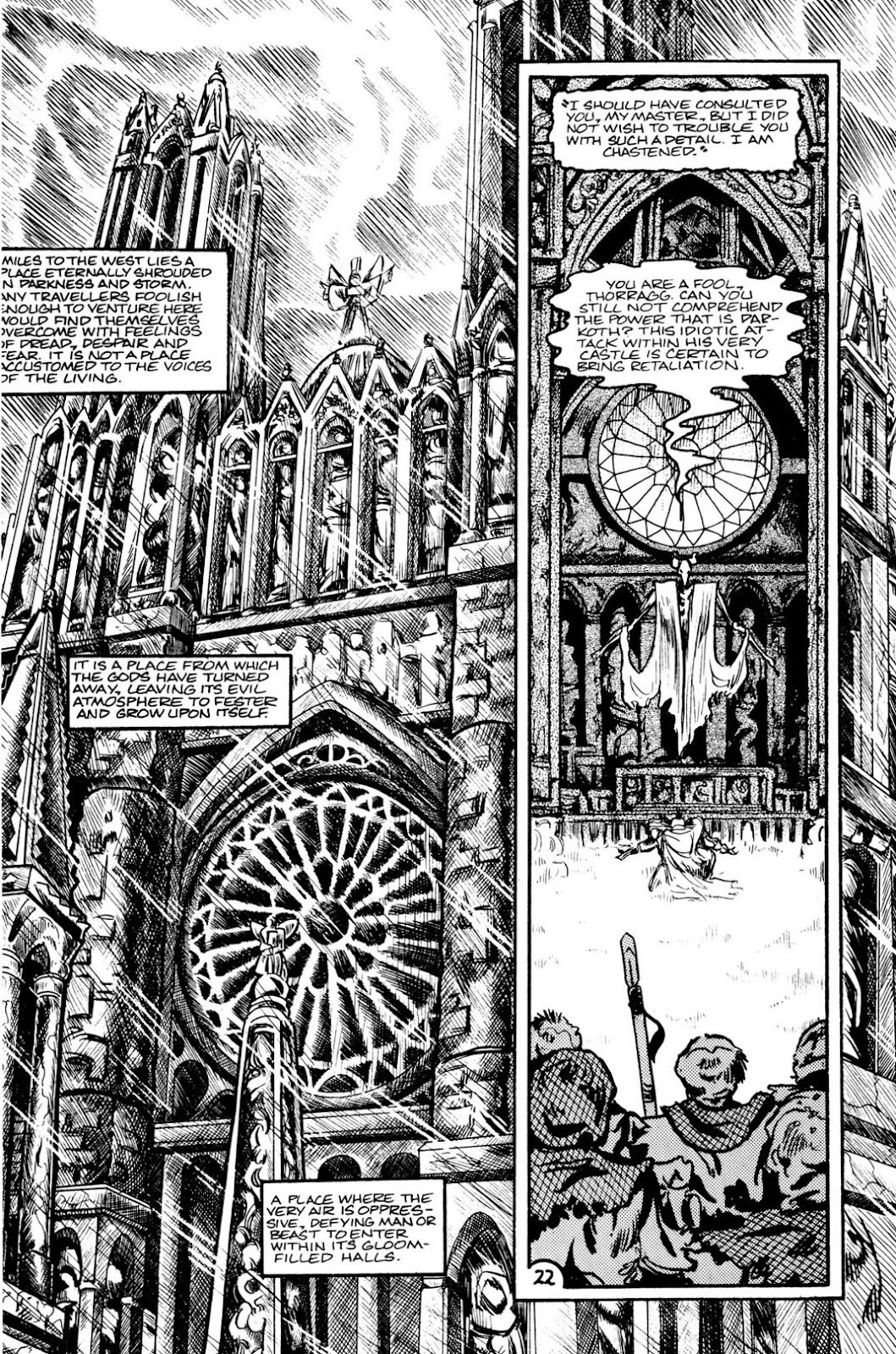 The Realm (1986) issue 9 - Page 24