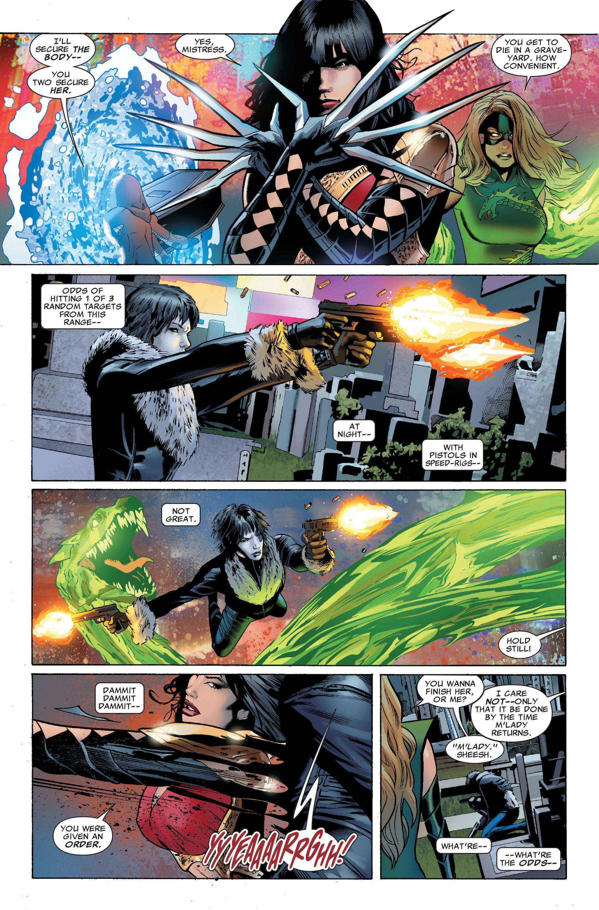 Read online Uncanny X-Men (1963) comic -  Issue #508 - 7