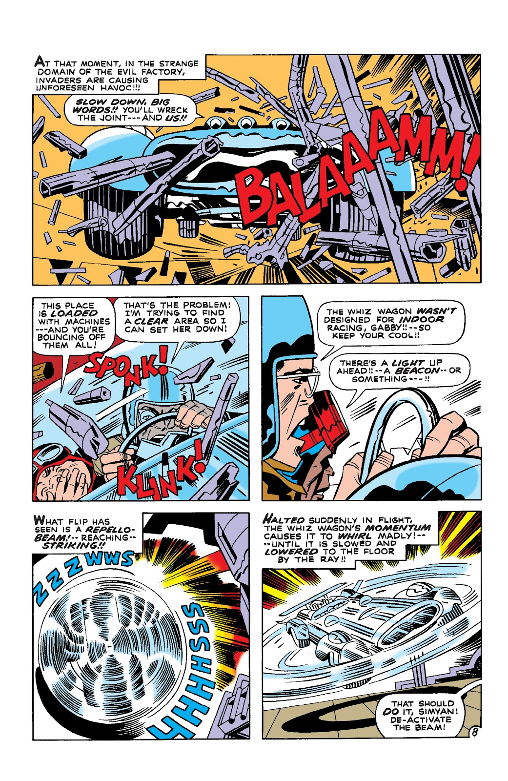 Read online Superman's Pal, Jimmy Olsen by Jack Kirby comic -  Issue # TPB (Part 3) - 95