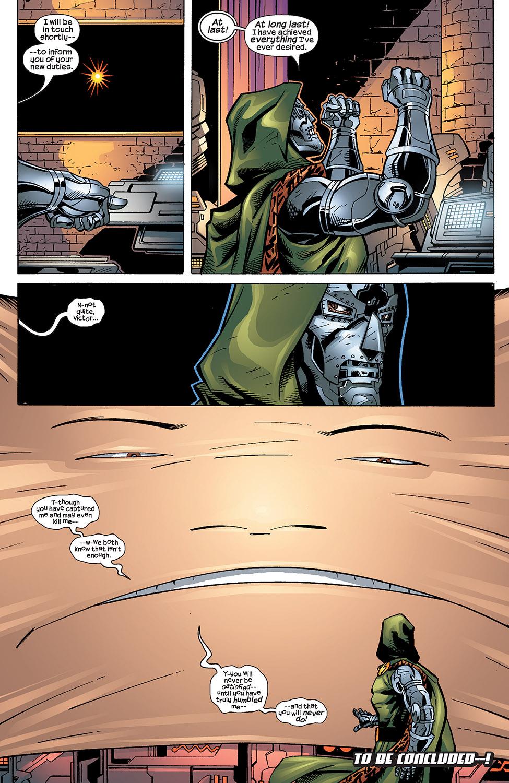 Read online Fantastic Five (2007) comic -  Issue #4 - 22