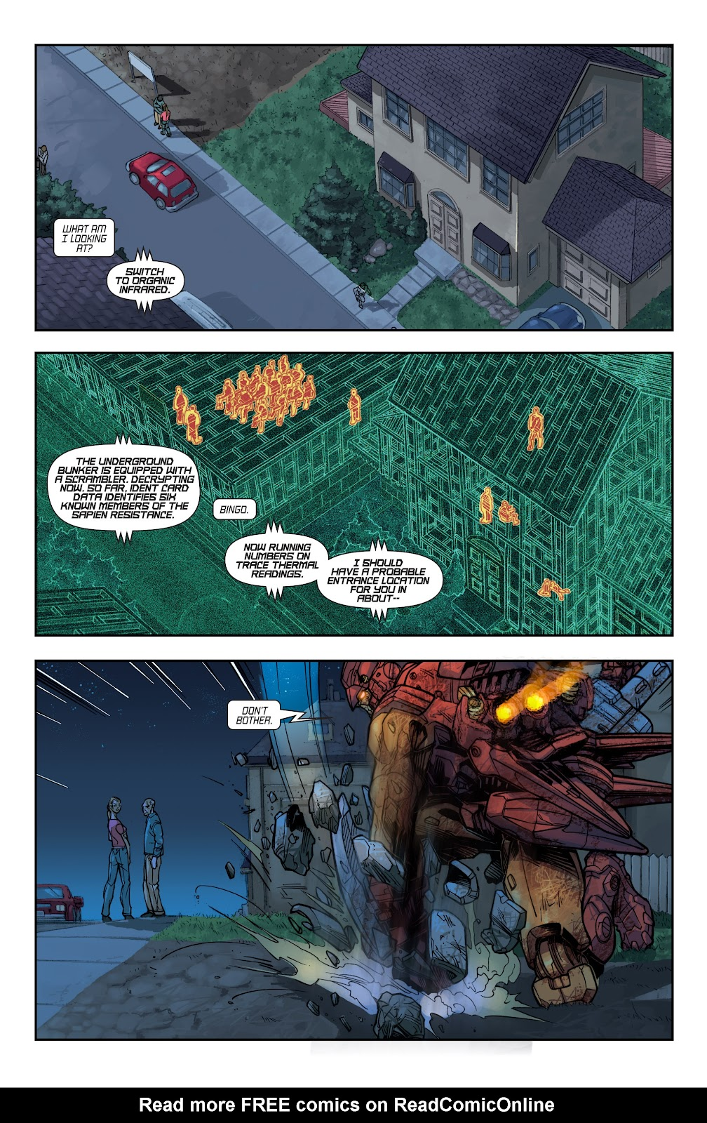 Iron Man: House of M Issue #1 #1 - English 18