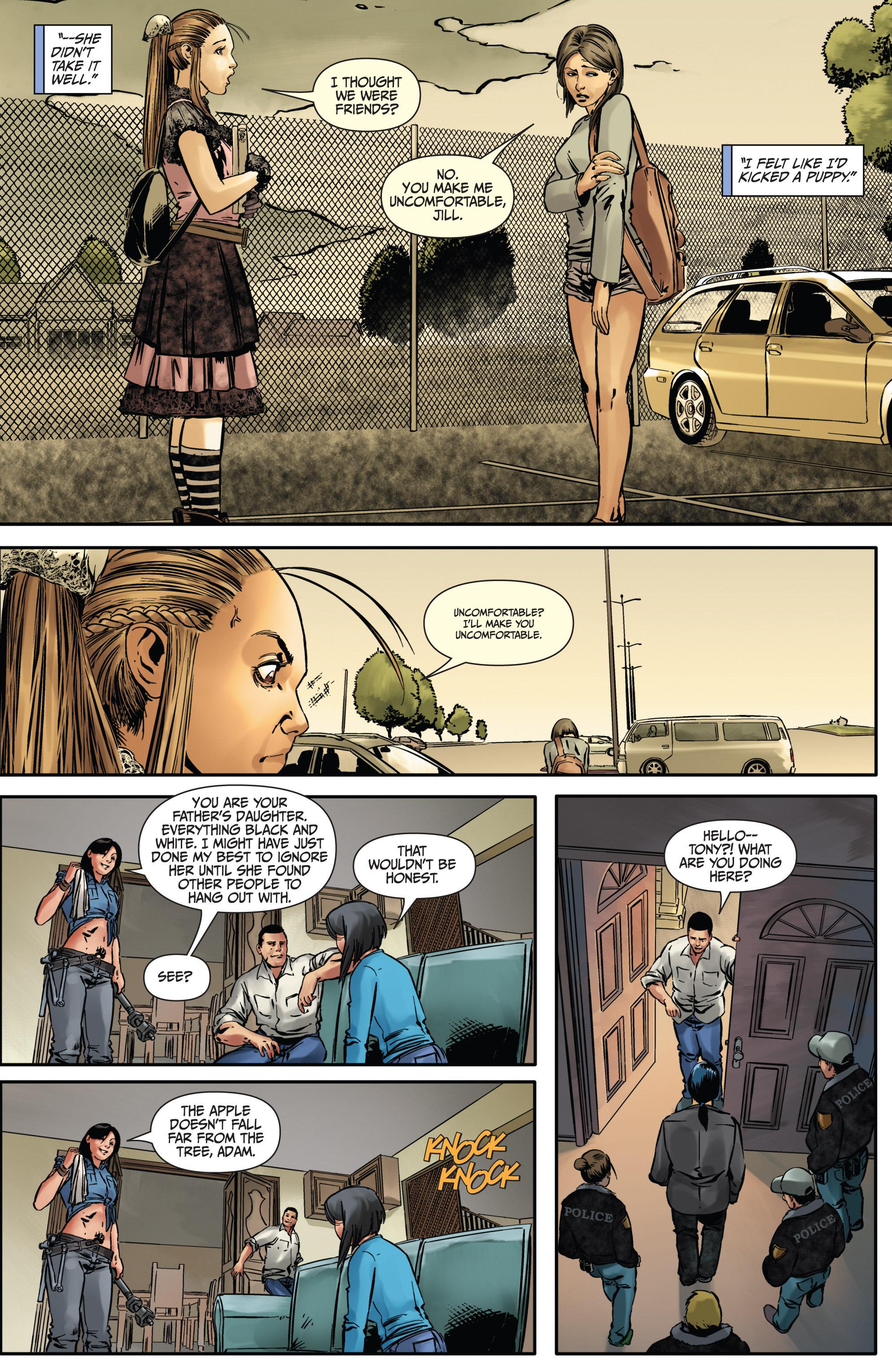 Read online Mercy Thompson comic -  Issue #4 - 23