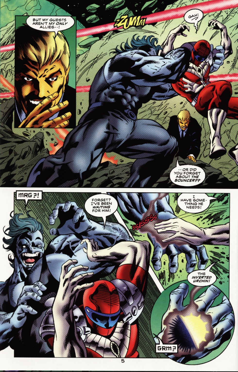 Read online Superboy & The Ravers comic -  Issue #12 - 6