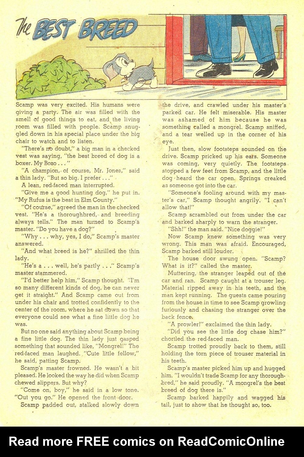 Walt Disneys Chip N Dale issue 25 - Page 22