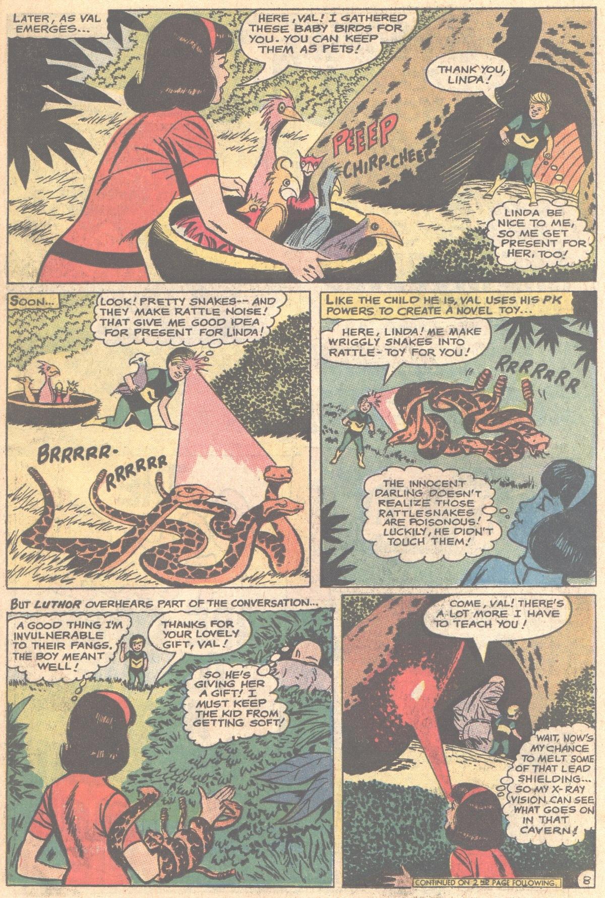 Read online Adventure Comics (1938) comic -  Issue #388 - 11