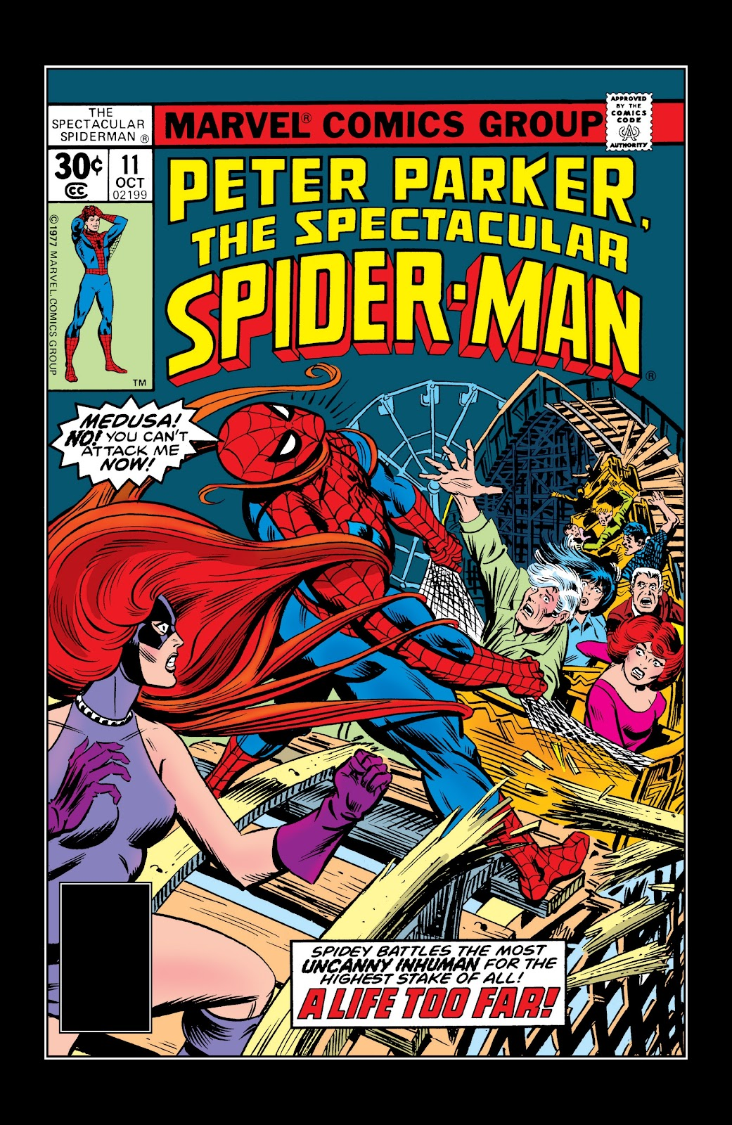Read online Marvel Masterworks: The Spectacular Spider-Man comic -  Issue # TPB (Part 2) - 74