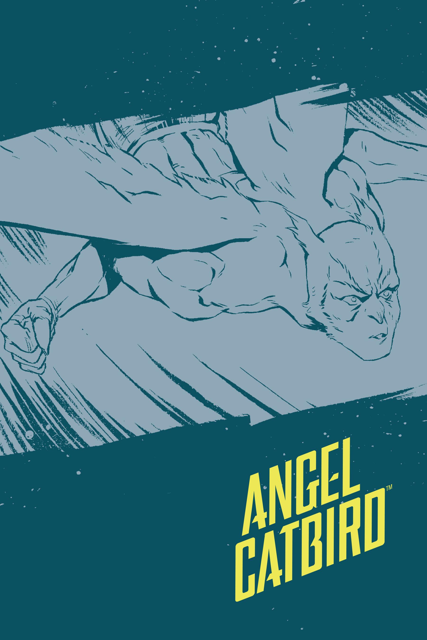 Read online Angel Catbird comic -  Issue # TPB 2 - 3
