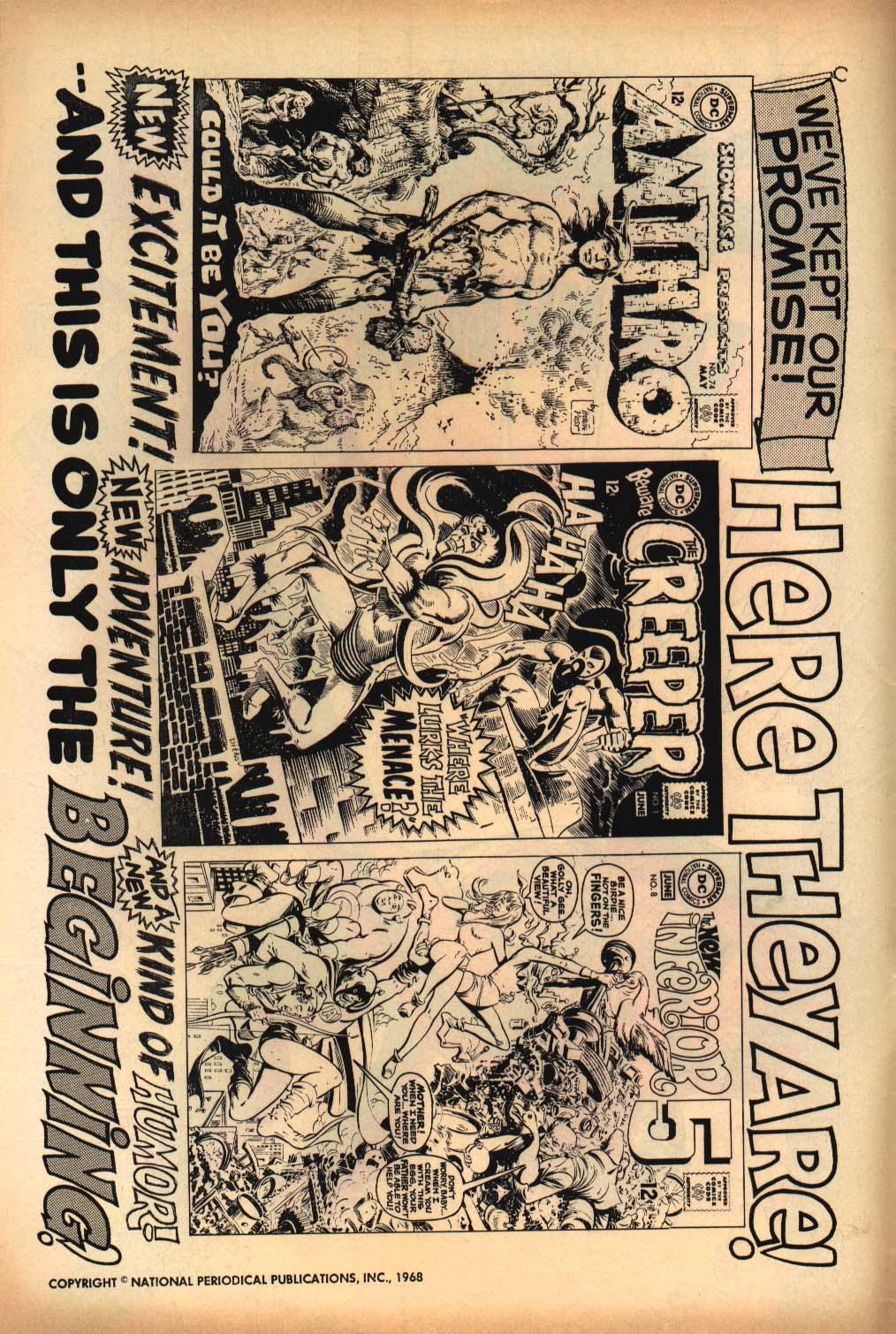 Read online Aquaman (1962) comic -  Issue #39 - 2