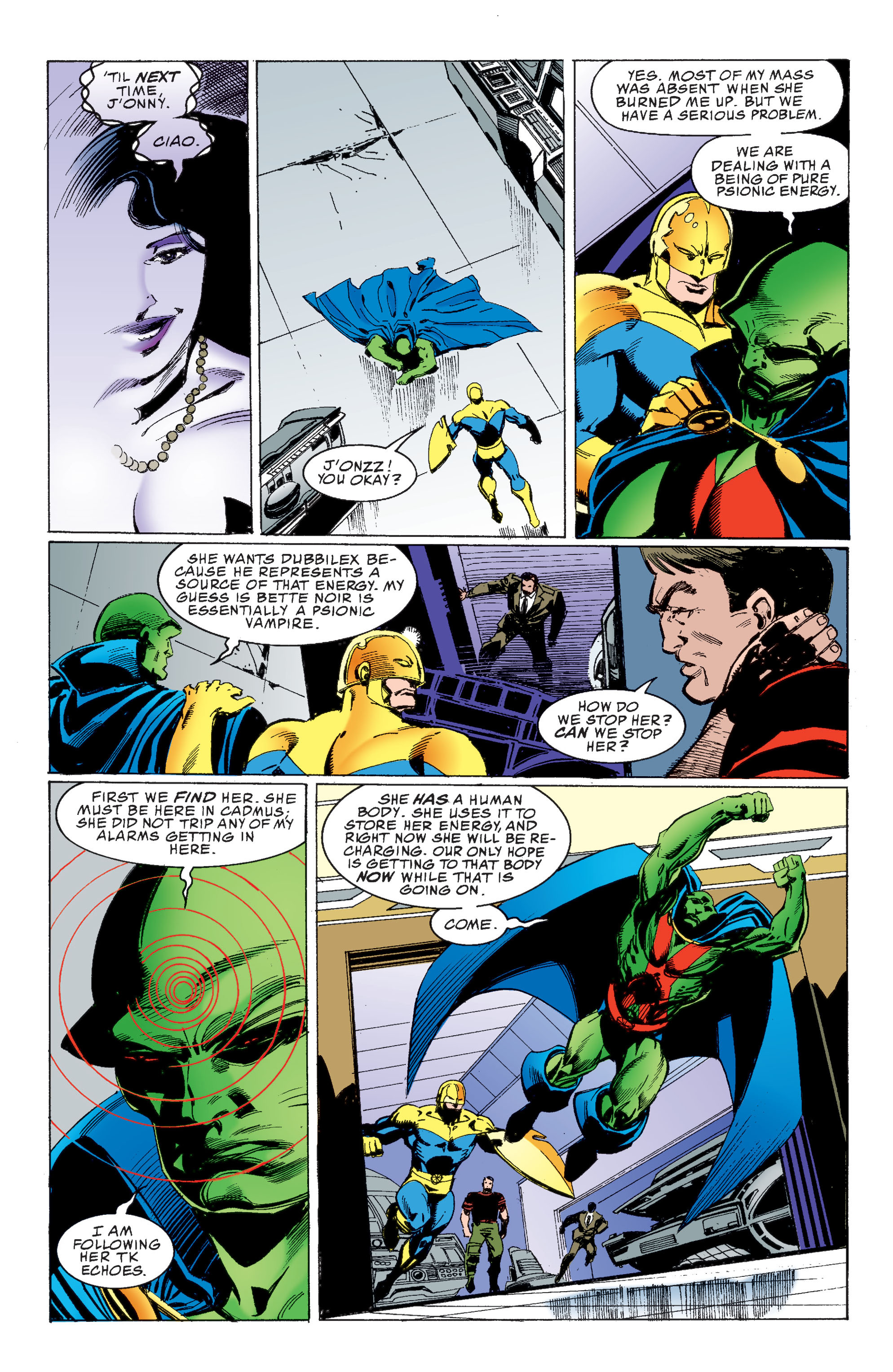 Read online Martian Manhunter: Son of Mars comic -  Issue # TPB - 92