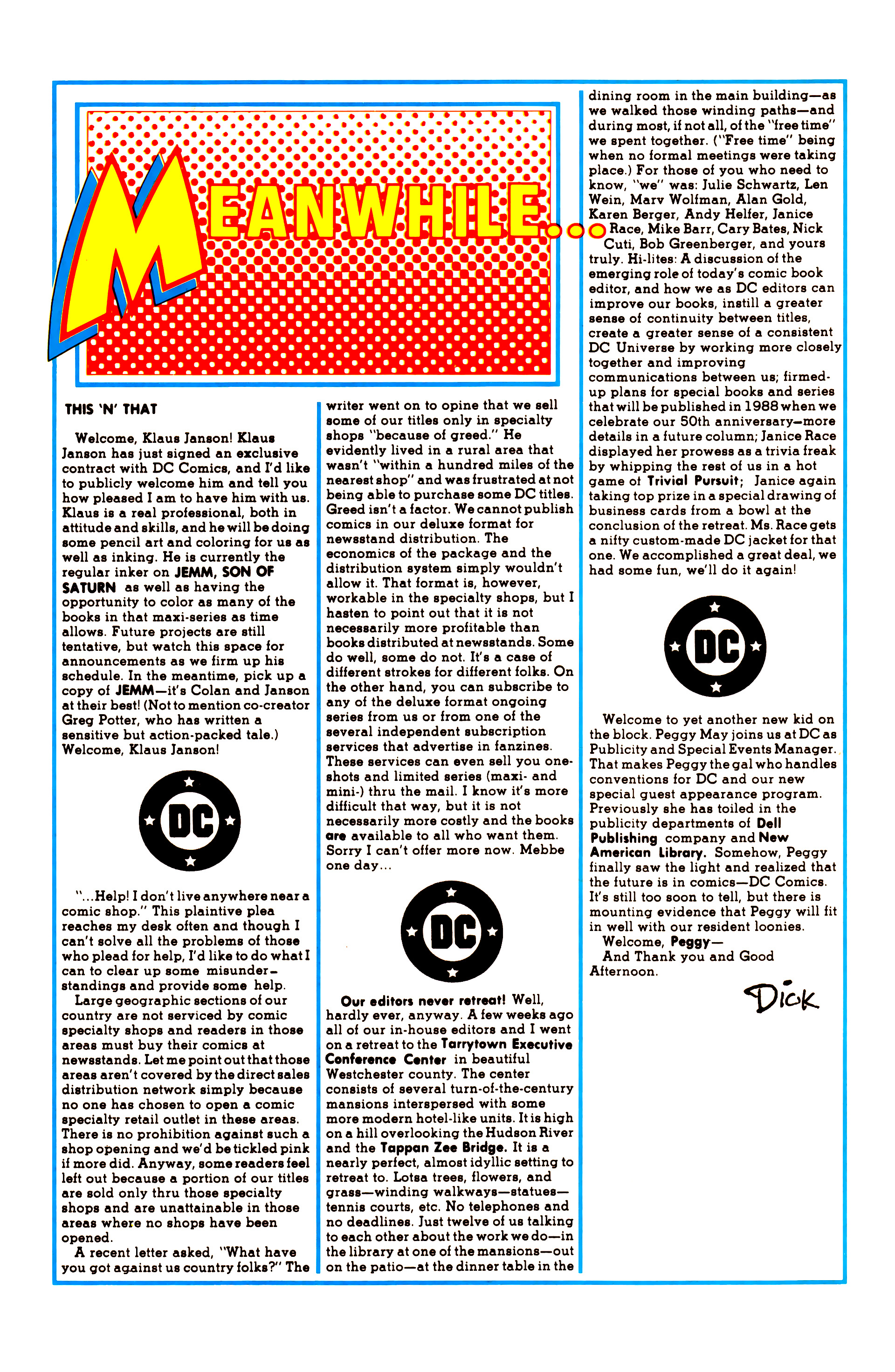 Legion of Super-Heroes (1984) 4 Page 27