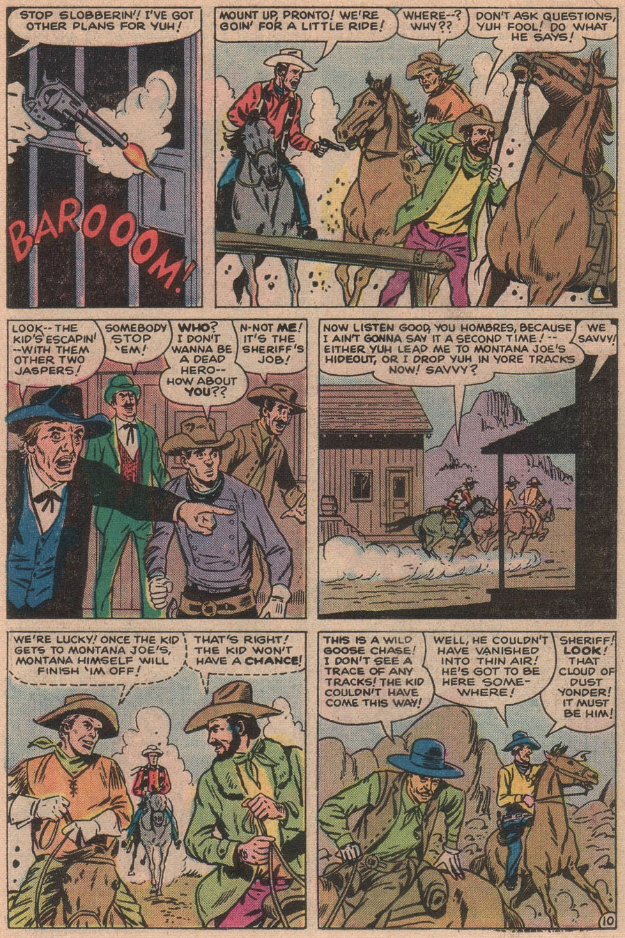 Kid Colt Outlaw issue 203 - Page 18