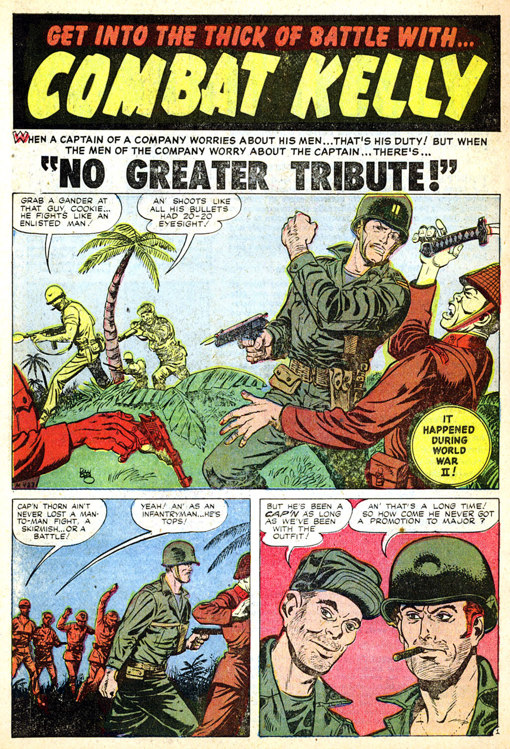 Combat Kelly (1951) issue 44 - Page 10