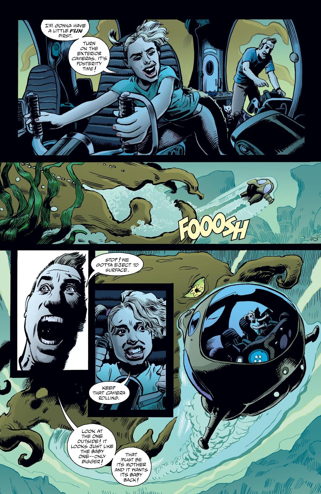 Read online Strange Adventures (2014) comic -  Issue # TPB (Part 2) - 9