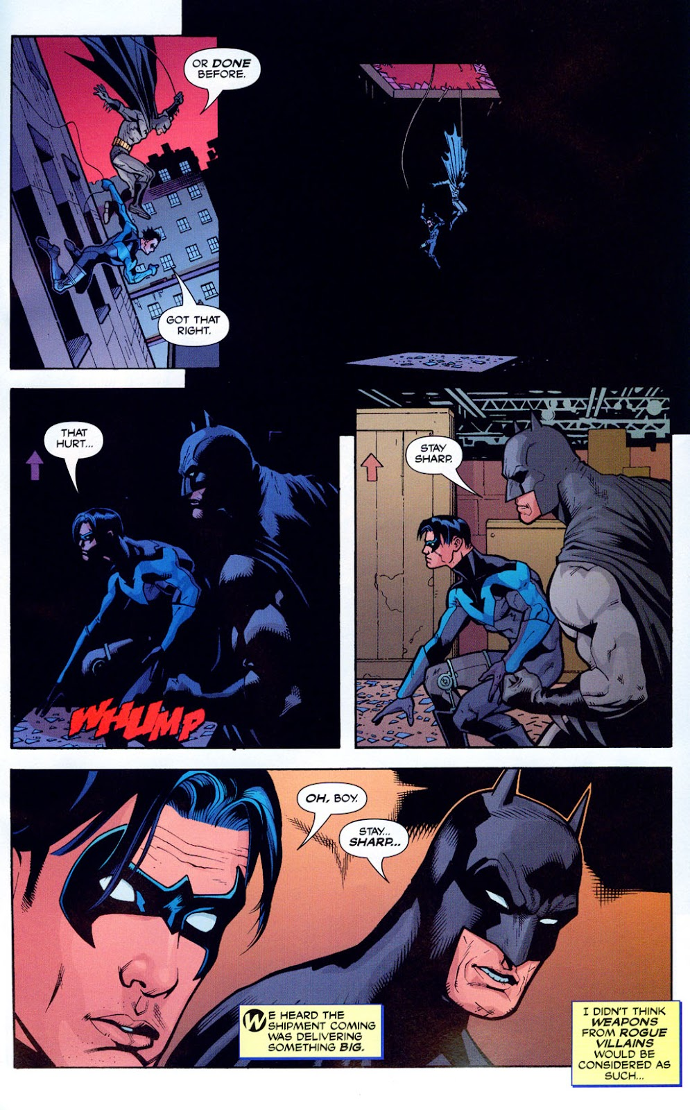 Batman: Under The Hood issue 2 - Page 22