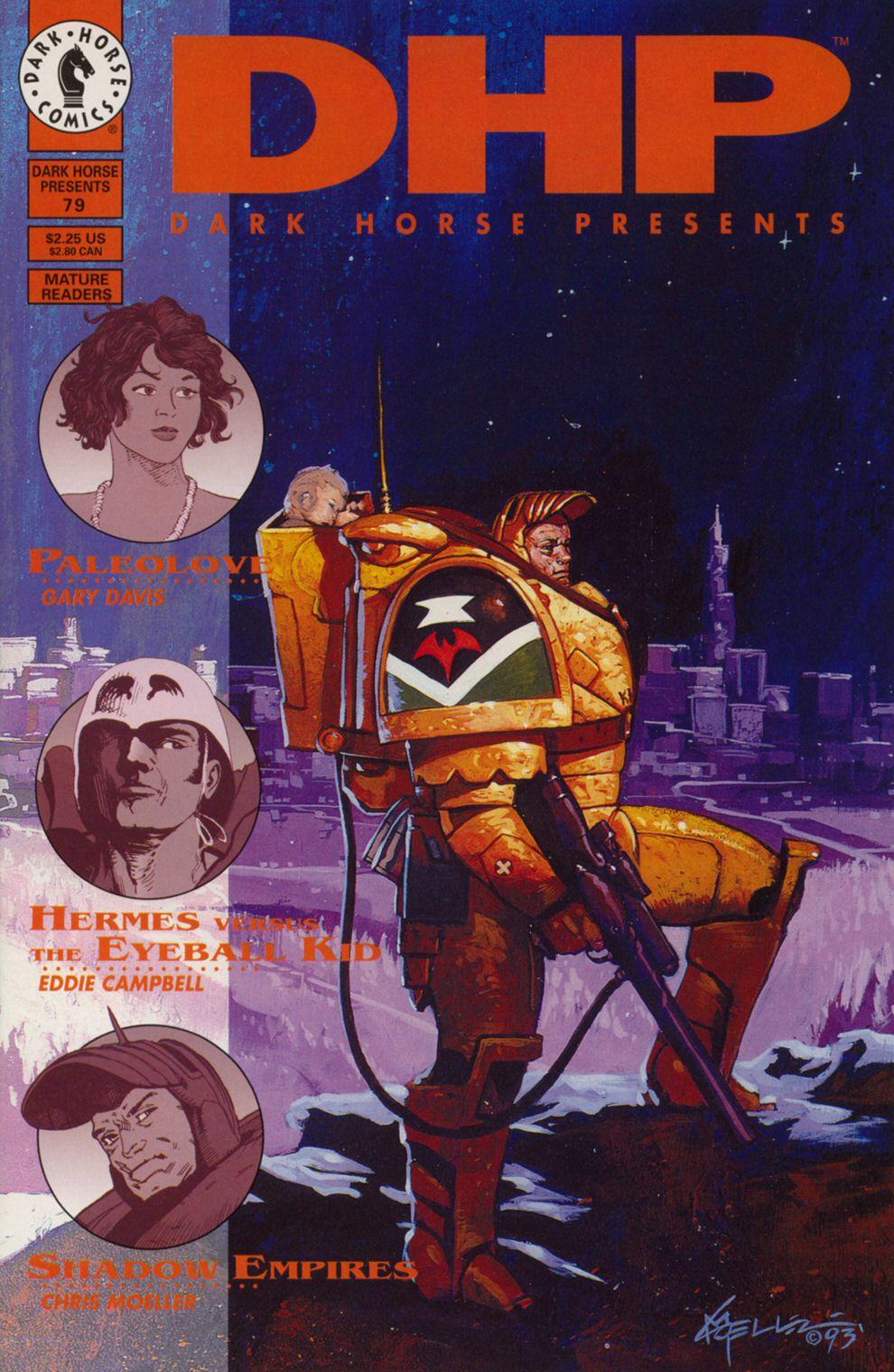 Dark Horse Presents (1986) 79 Page 1
