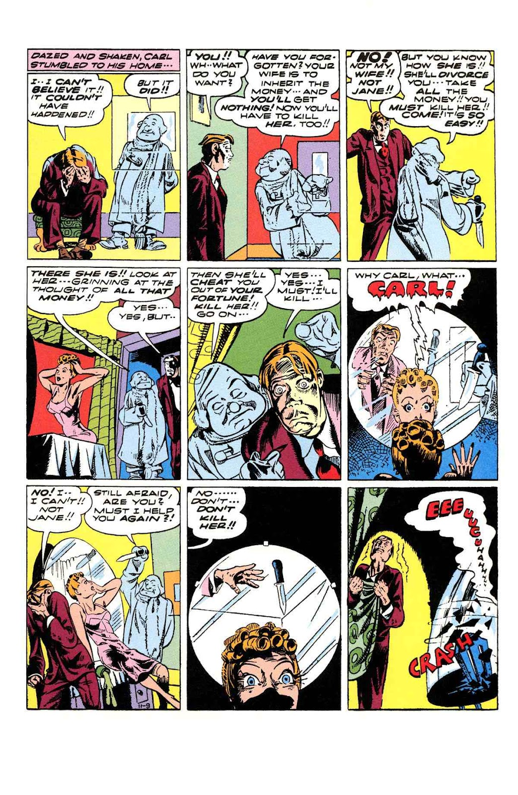 Read online Will Eisner's The Spirit Archives comic -  Issue # TPB 3 (Part 2) - 48