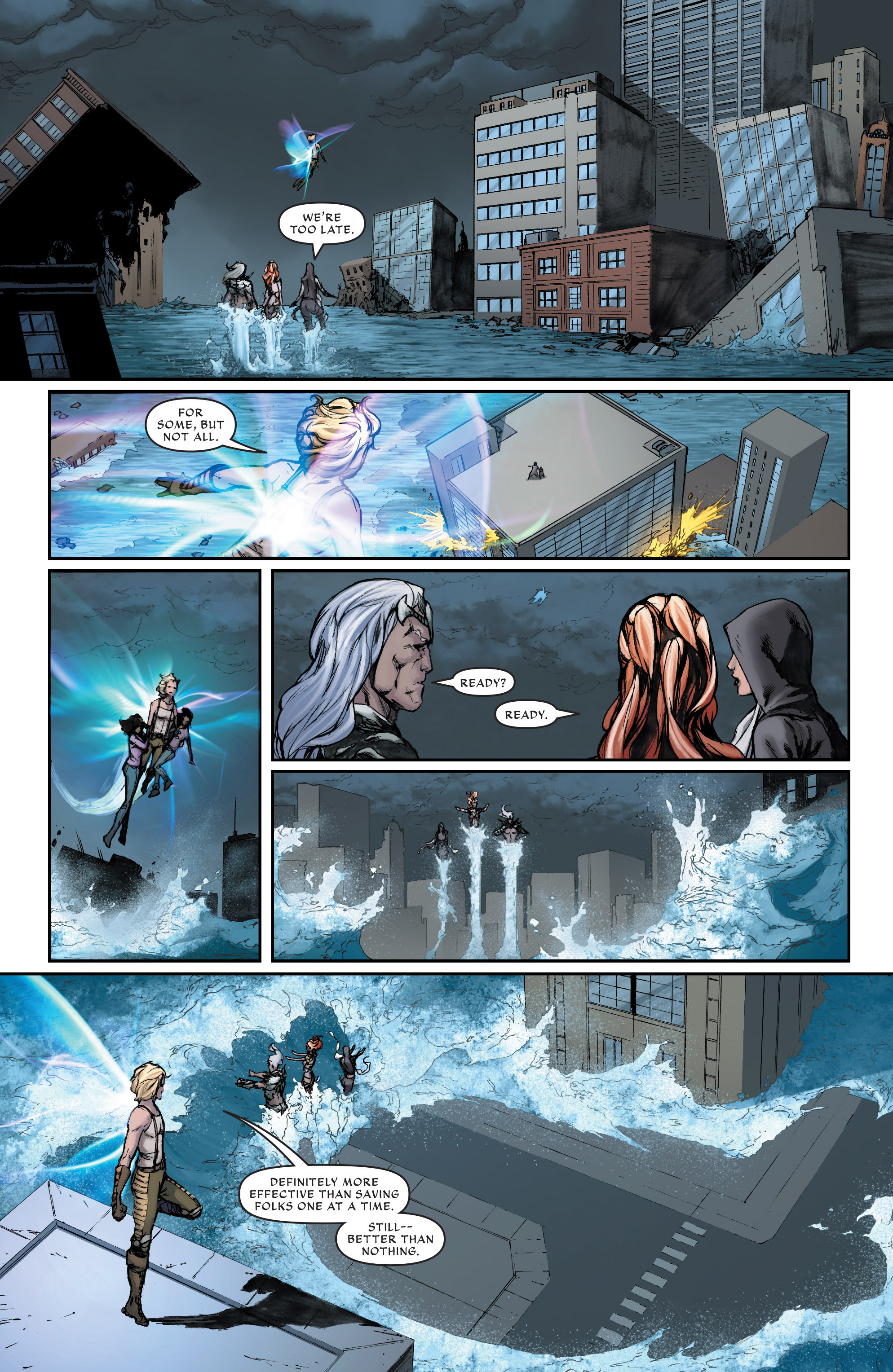 Read online Aspen Universe: Revelations comic -  Issue #3 - 9