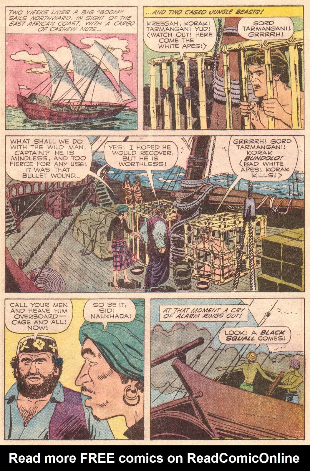 Korak, Son of Tarzan (1964) issue 35 - Page 5
