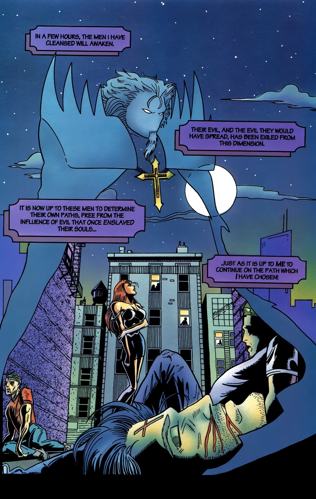 Read online Perg comic -  Issue #5 - 12
