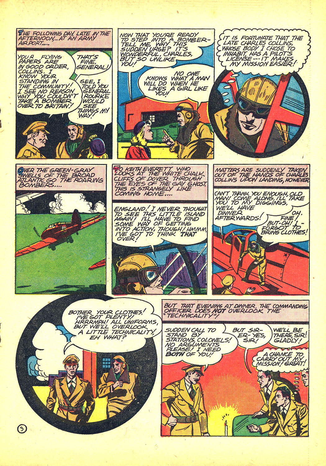 Read online Sensation (Mystery) Comics comic -  Issue #4 - 35