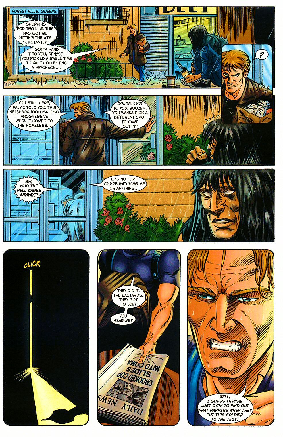 Shi: The Way of the Warrior Issue #9 #9 - English 24