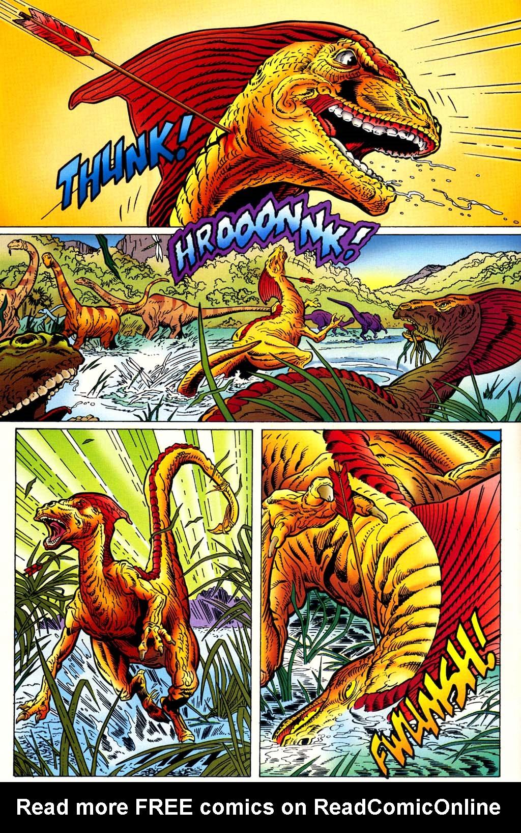 Read online Turok, Dinosaur Hunter (1993) comic -  Issue #45 - 3