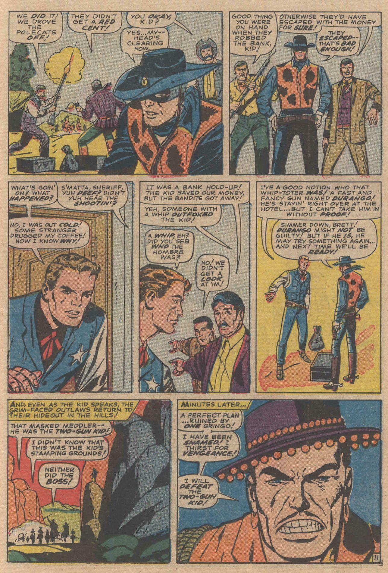 Read online Two-Gun Kid comic -  Issue #83 - 15