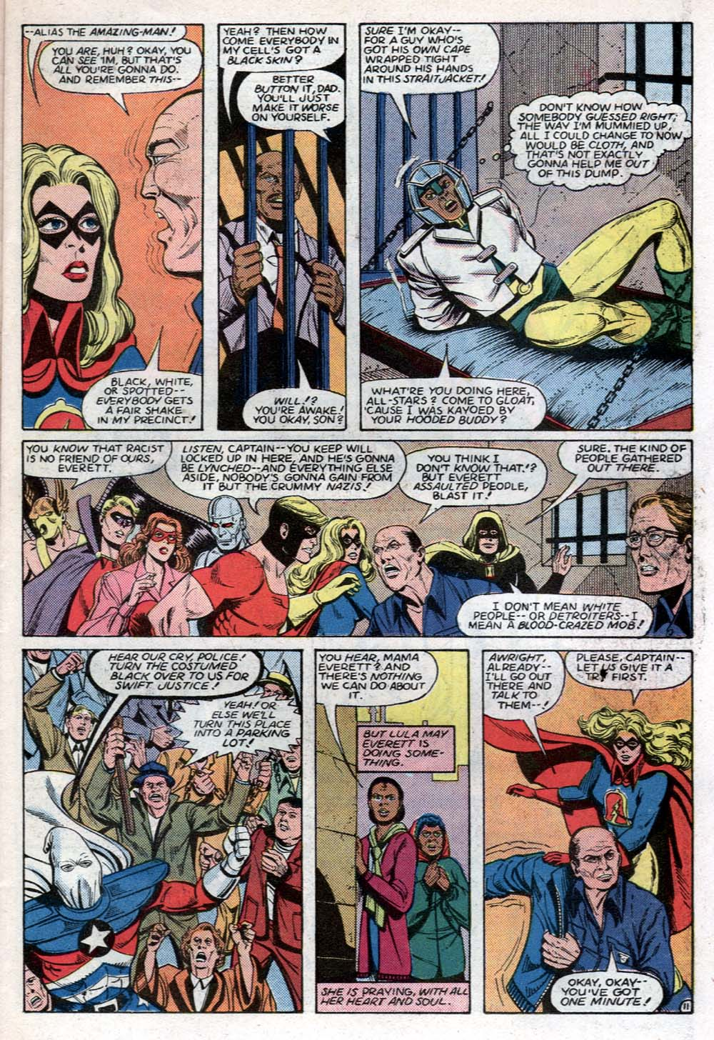 Read online All-Star Squadron comic -  Issue #40 - 12