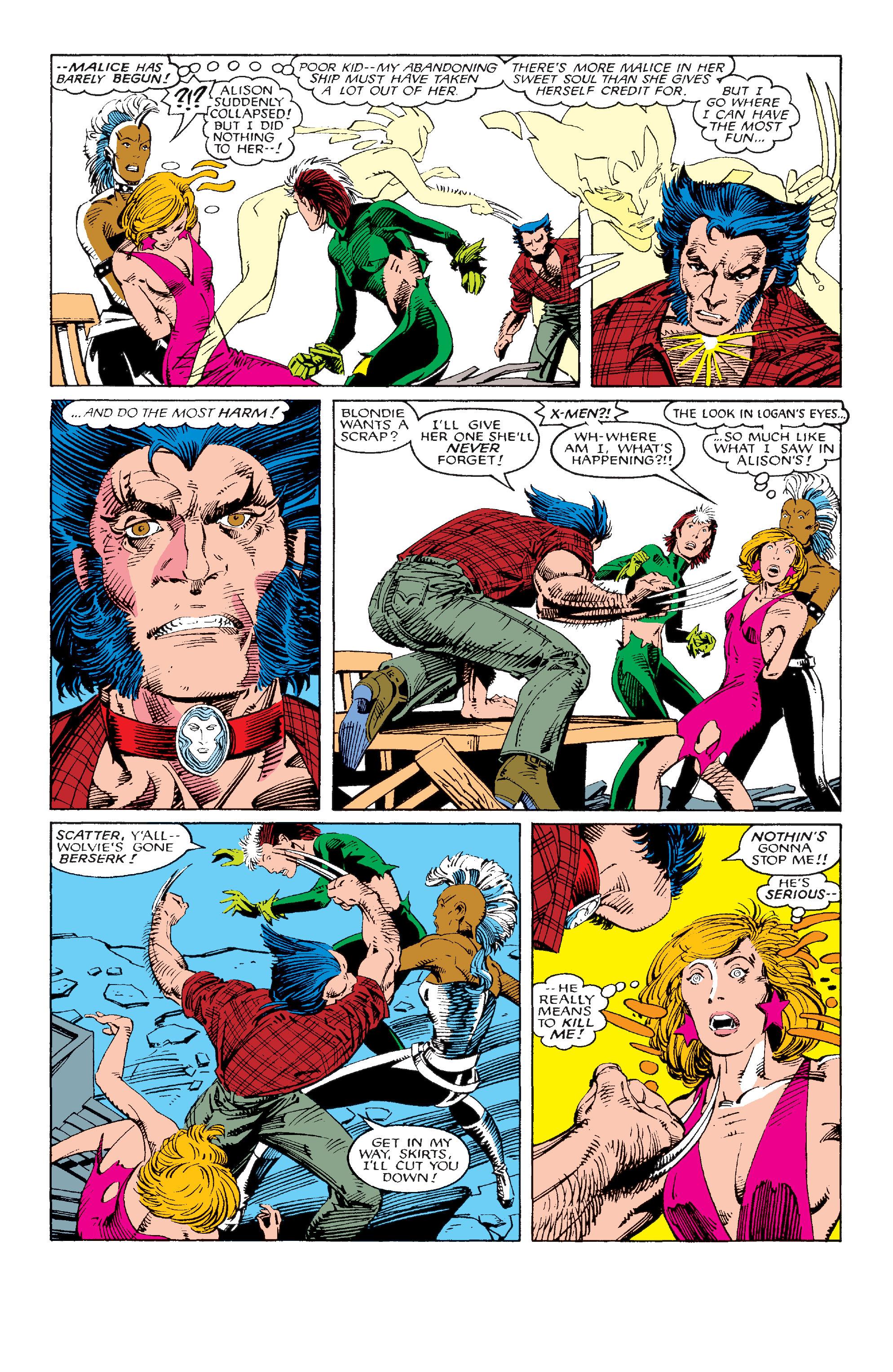 Read online Uncanny X-Men (1963) comic -  Issue #214 - 14