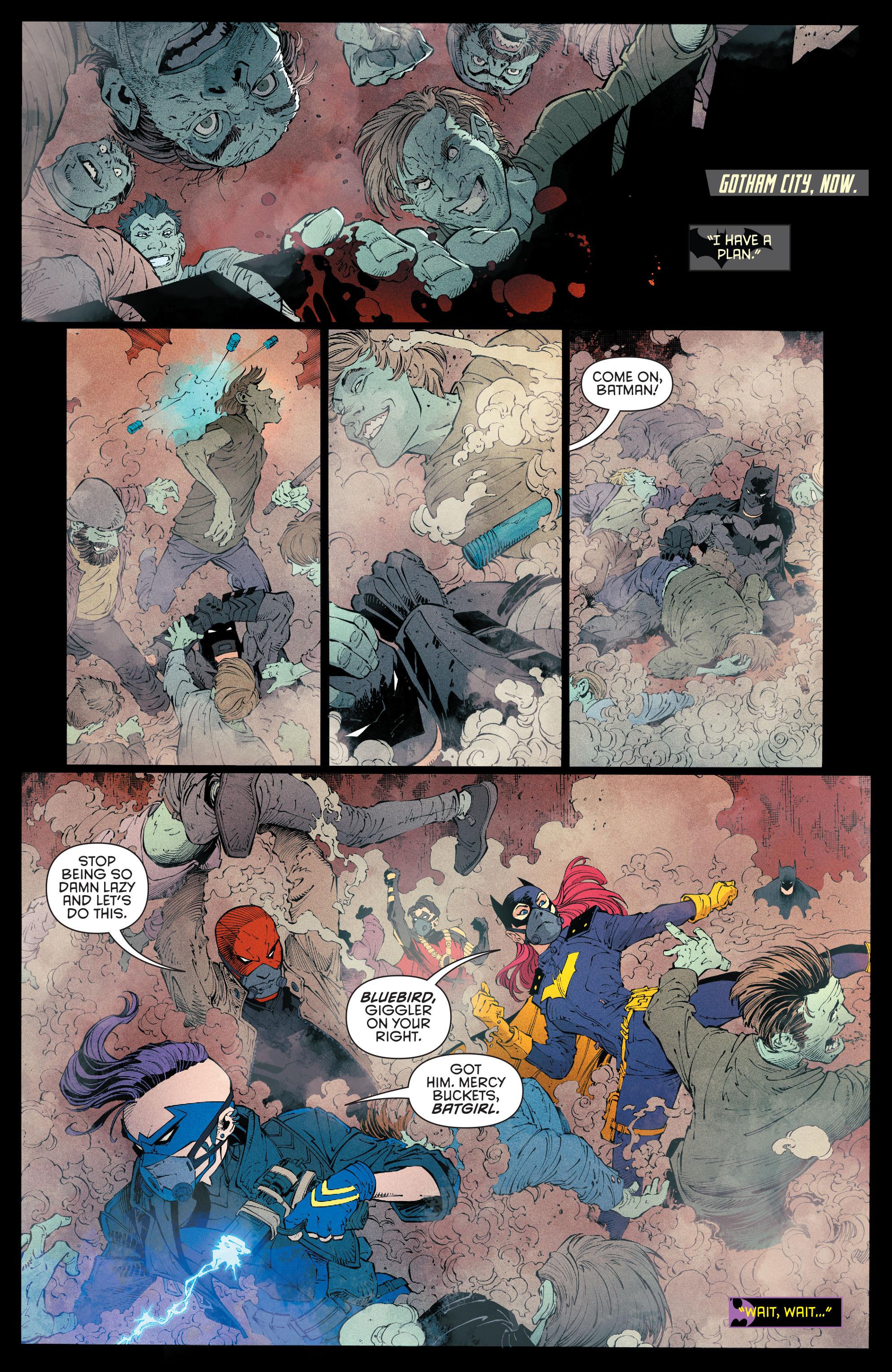 Read online Batman (2011) comic -  Issue # _TPB 7 - 117