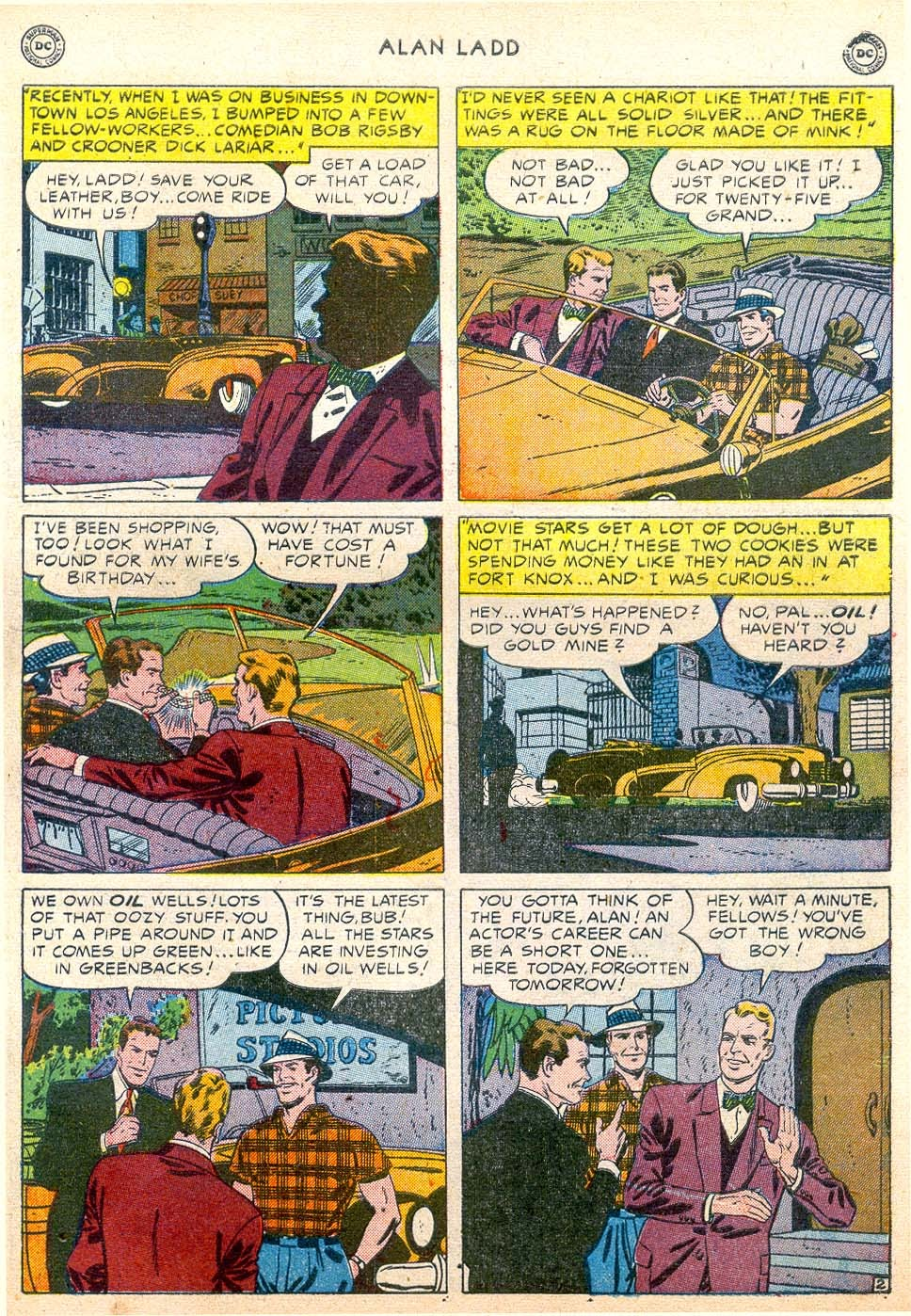 Adventures of Alan Ladd issue 4 - Page 41
