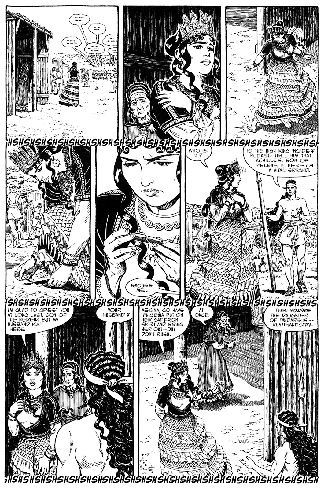 Age of Bronze issue 18 - Page 14
