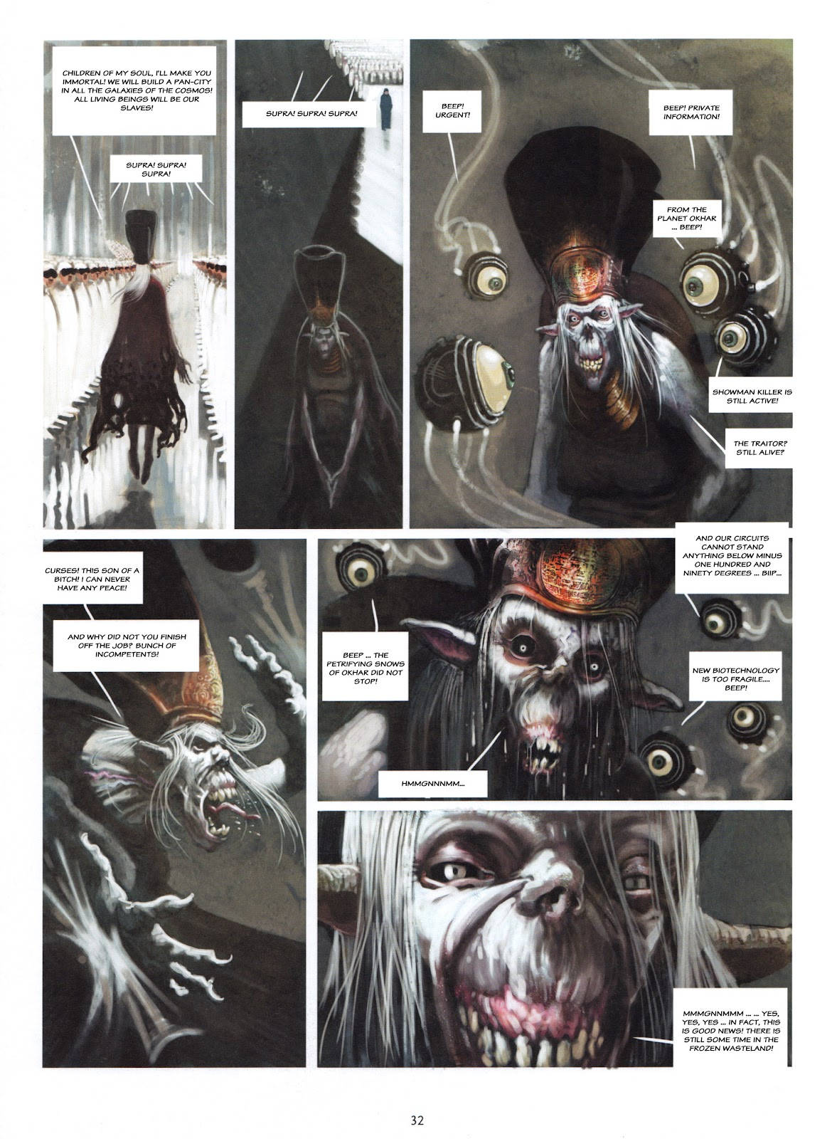 Showman Killer issue 2 - Page 32