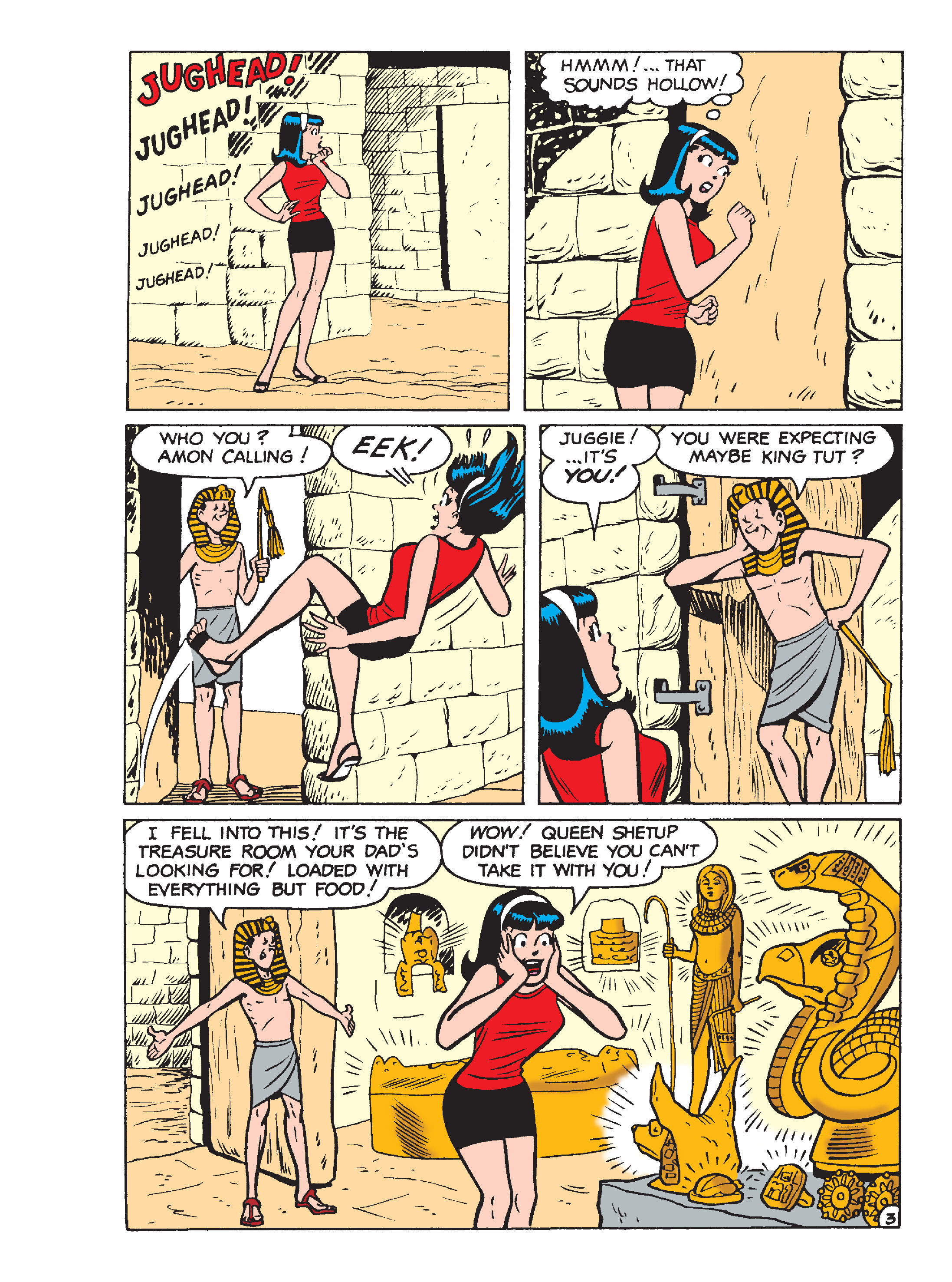 Read online Archie Giant Comics Collection comic -  Issue #Archie Giant Comics Collection TPB (Part 1) - 80