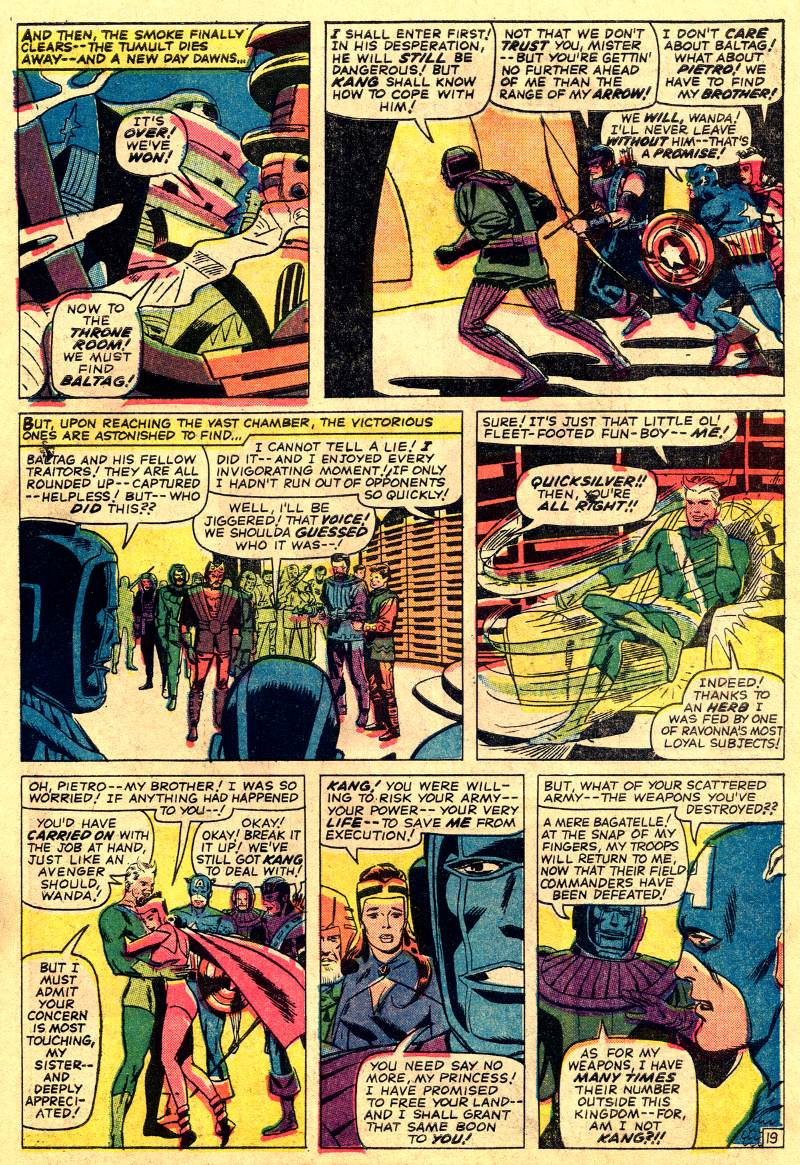 The Avengers (1963) 24 Page 19