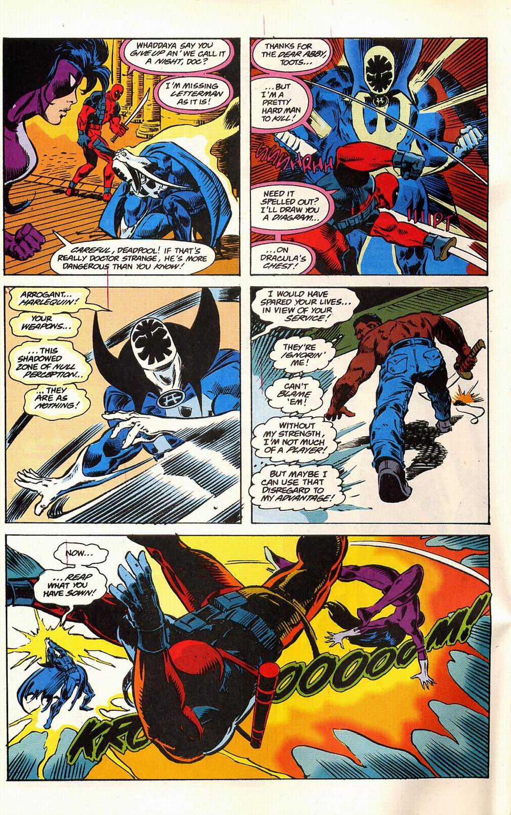 Read online Secret Defenders comic -  Issue #17 - 17