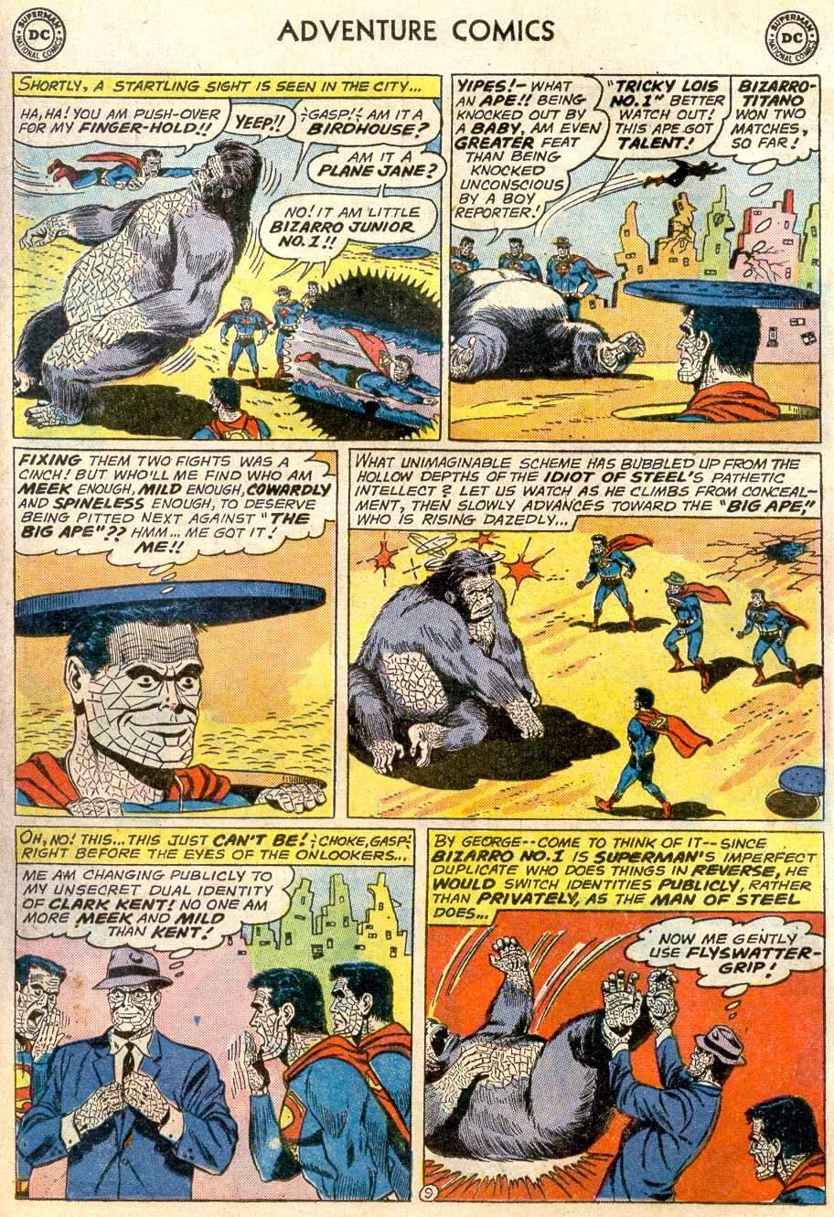 Read online Adventure Comics (1938) comic -  Issue #295 - 29