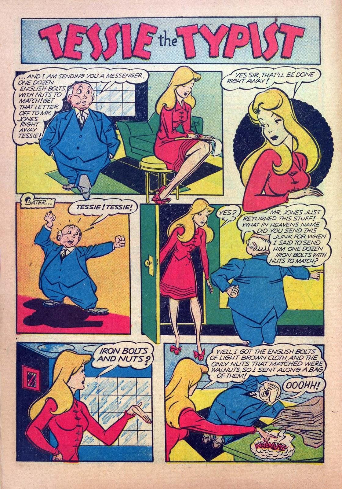 Read online Joker Comics comic -  Issue #7 - 10