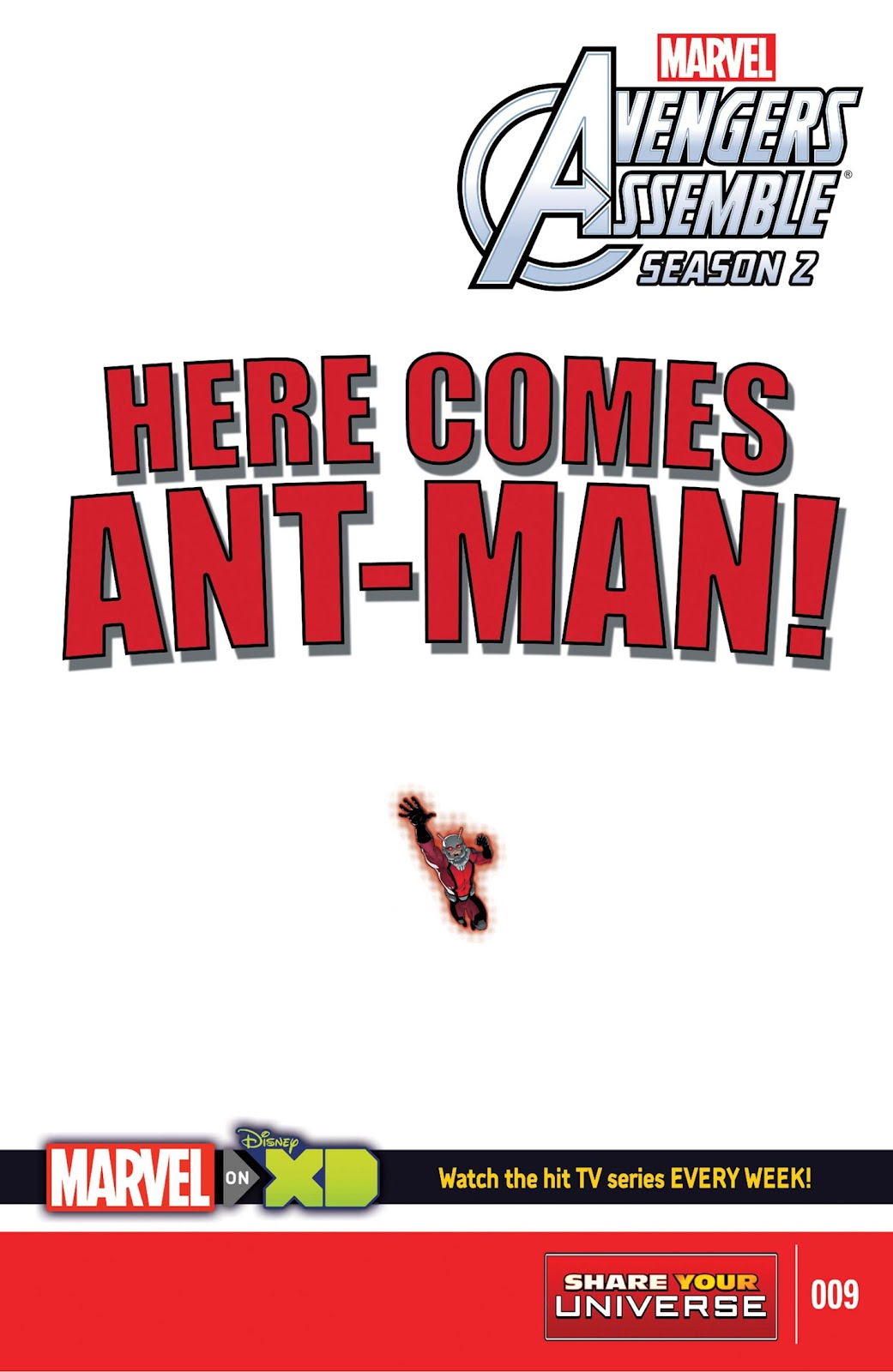 Read online Marvel Universe Avengers Assemble Season 2 comic -  Issue #9 - 1