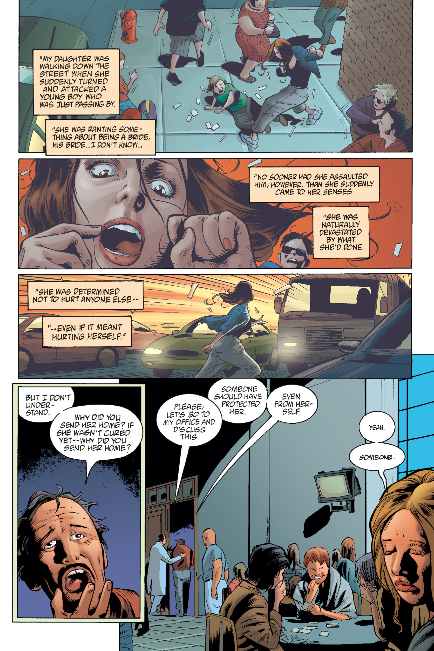Read online Buffy the Vampire Slayer: Omnibus comic -  Issue # TPB 1 - 271