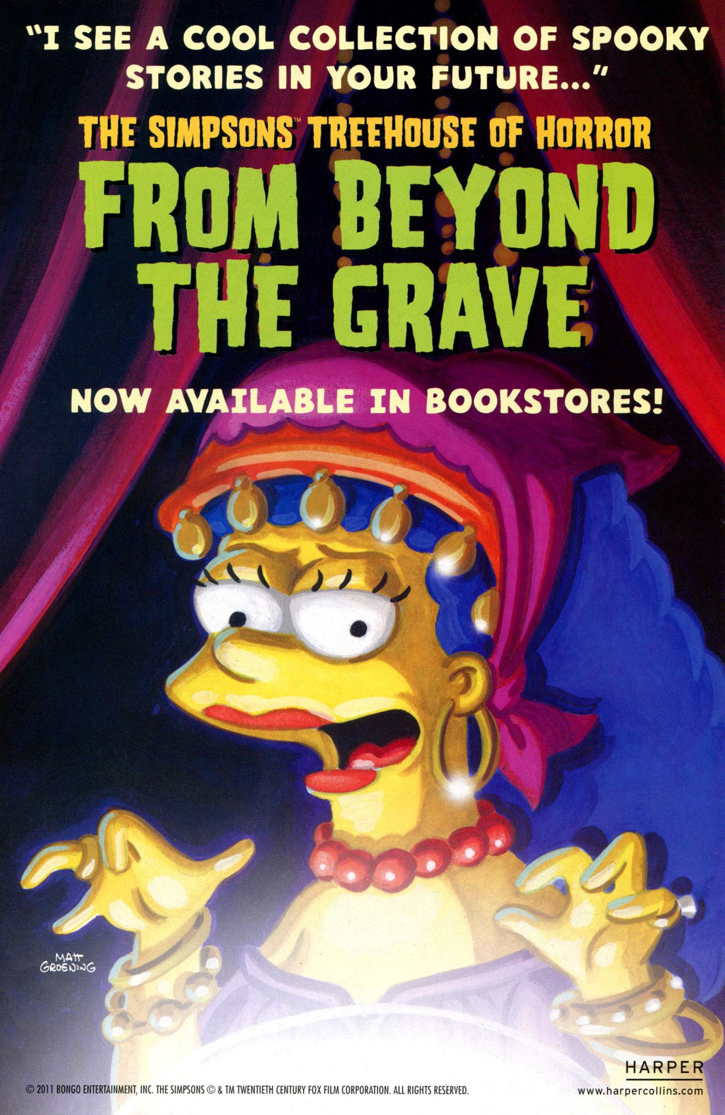 Read online Simpsons Comics Presents Bart Simpson comic -  Issue #64 - 34