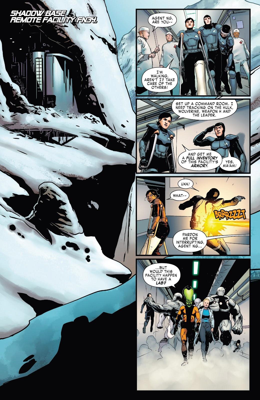 Read online Hulkverines comic -  Issue #2 - 30