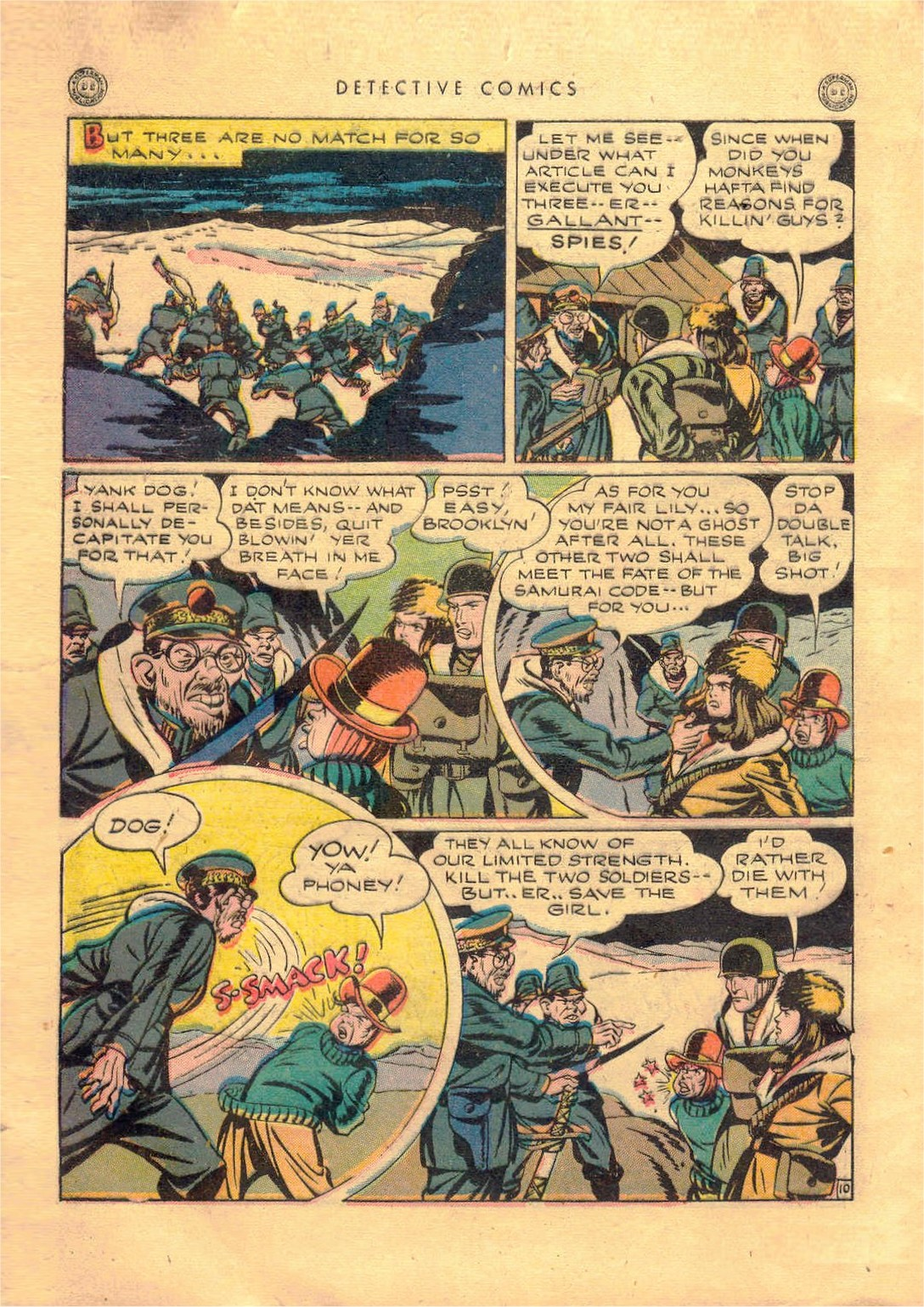 Read online Detective Comics (1937) comic -  Issue #92 - 48